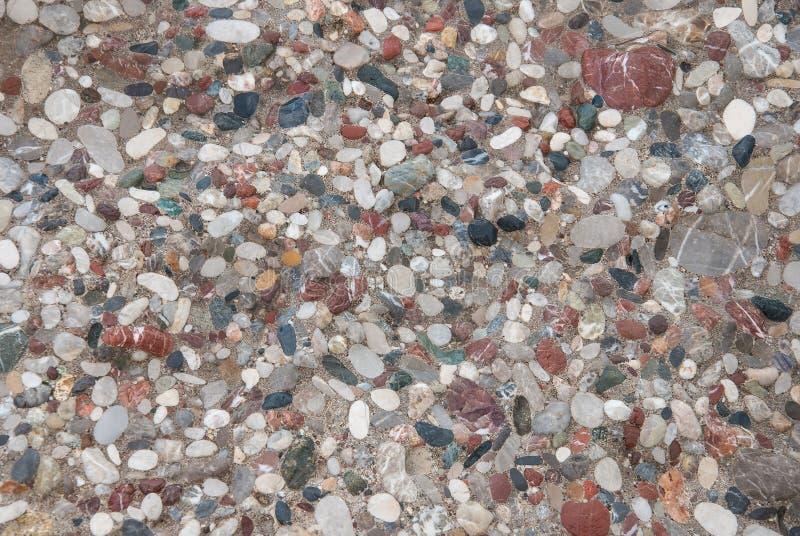 Πέτρα χρώματος στο υπόβαθρο στοκ εικόνες
