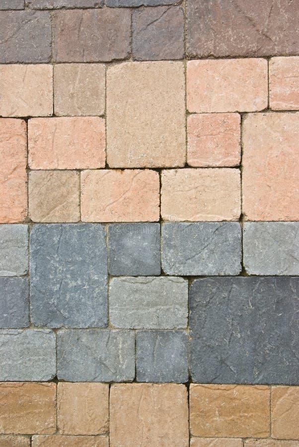 πέτρες επίστρωσης στοκ εικόνα