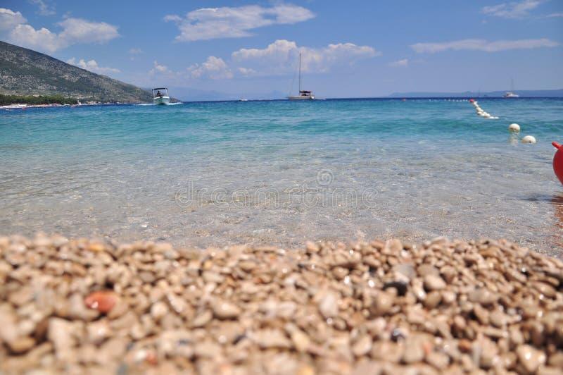 Πέτρες και νερό στοκ φωτογραφία με δικαίωμα ελεύθερης χρήσης