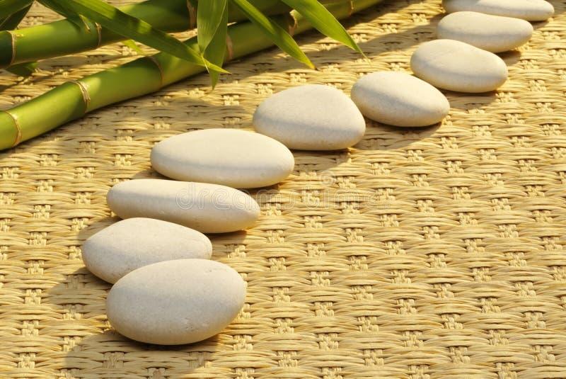 πέτρες μασάζ στοκ εικόνα με δικαίωμα ελεύθερης χρήσης