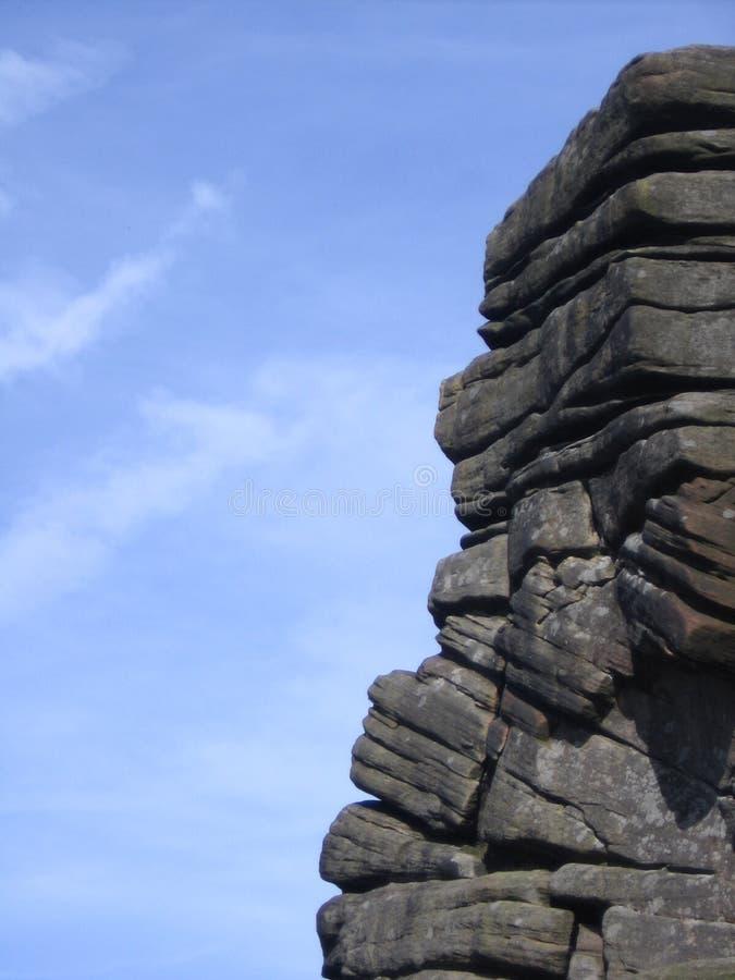 πέτρες ντόμινο Στοκ εικόνα με δικαίωμα ελεύθερης χρήσης
