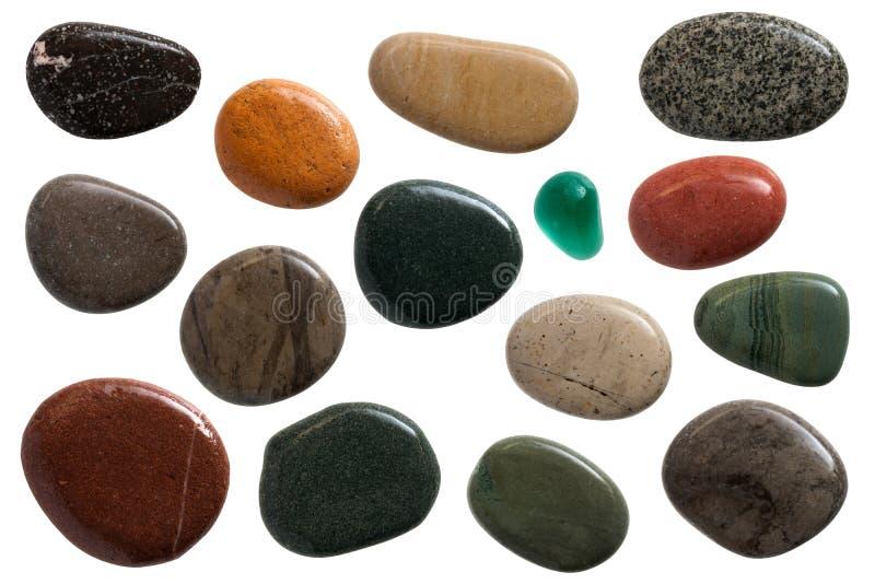 Πέτρες χαλικιών στοκ εικόνα