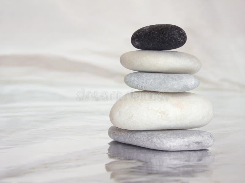 πέτρες zen στοκ φωτογραφίες