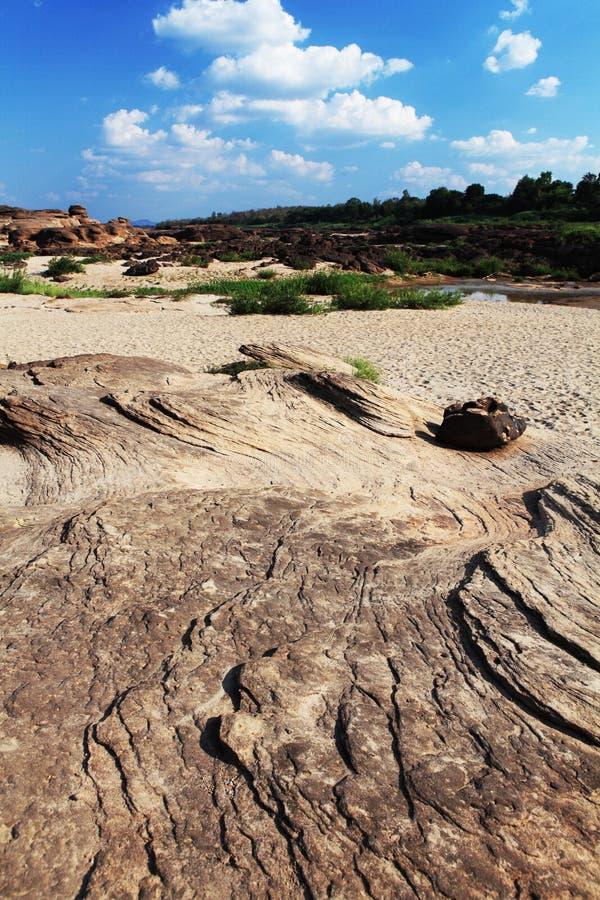 Πέτρινη έρημος στοκ φωτογραφίες