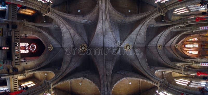 Πέτρινη εκκλησία στοκ εικόνες