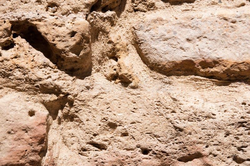 Πέτρινη, φυσική αφηρημένη σύσταση για τα υπόβαθρα closeup στοκ εικόνα