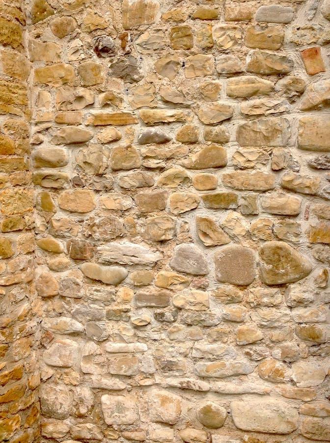 Πέτρινοι τοίχοι στοκ φωτογραφία