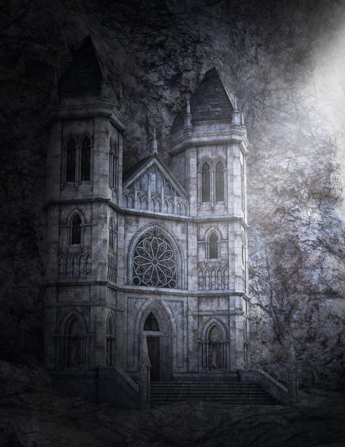 Πέτρινο υπόβαθρο βιλών μεγάρων του Castle στοκ φωτογραφίες με δικαίωμα ελεύθερης χρήσης
