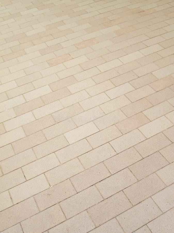 Πέτρινο υπόβαθρο πεζοδρομίων στοκ εικόνα