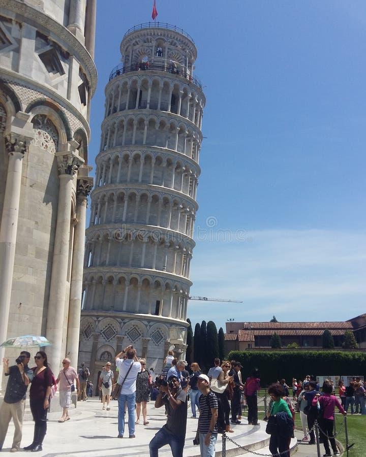 Πίζα-Ιταλία στοκ φωτογραφία με δικαίωμα ελεύθερης χρήσης