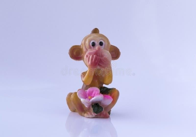 Πίθηκος παιχνιδιών στοκ φωτογραφία με δικαίωμα ελεύθερης χρήσης