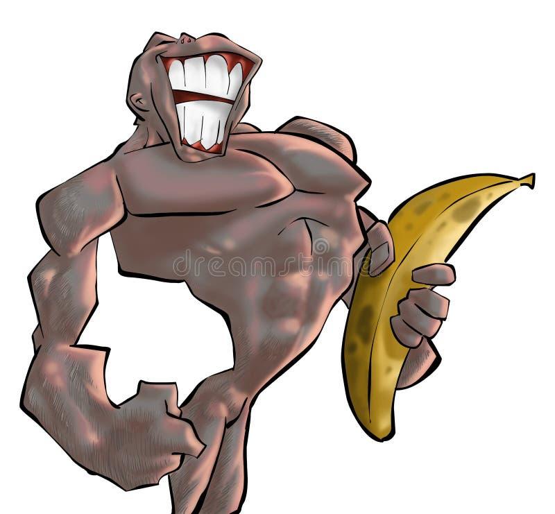 πίθηκος ελεύθερη απεικόνιση δικαιώματος