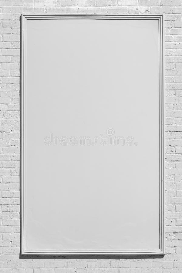 πίνακας διαφημίσεων κενό&sigmaf στοκ φωτογραφίες με δικαίωμα ελεύθερης χρήσης