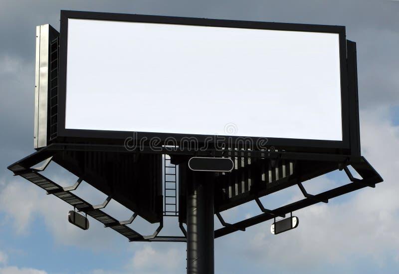 πίνακας διαφημίσεων κενό&sigmaf στοκ φωτογραφίες