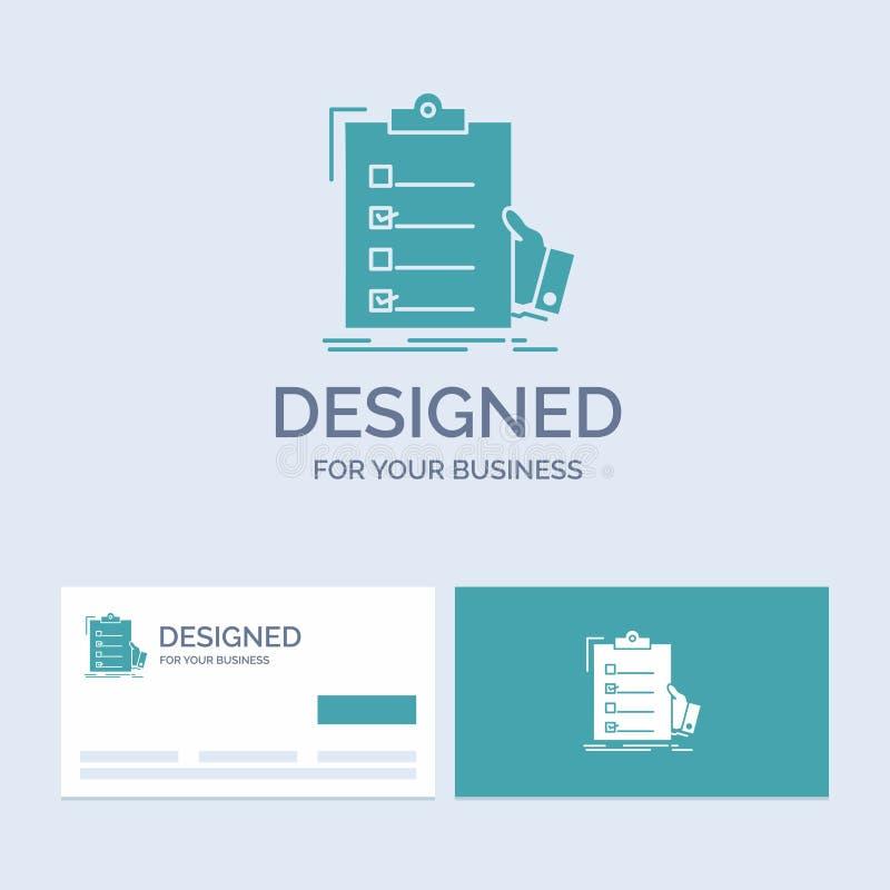πίνακας ελέγχου, έλεγχος, πείρα, κατάλογος, σύμβολο εικονιδίων Glyph επιχειρησιακών λογότυπων περιοχών αποκομμάτων για την επιχεί διανυσματική απεικόνιση