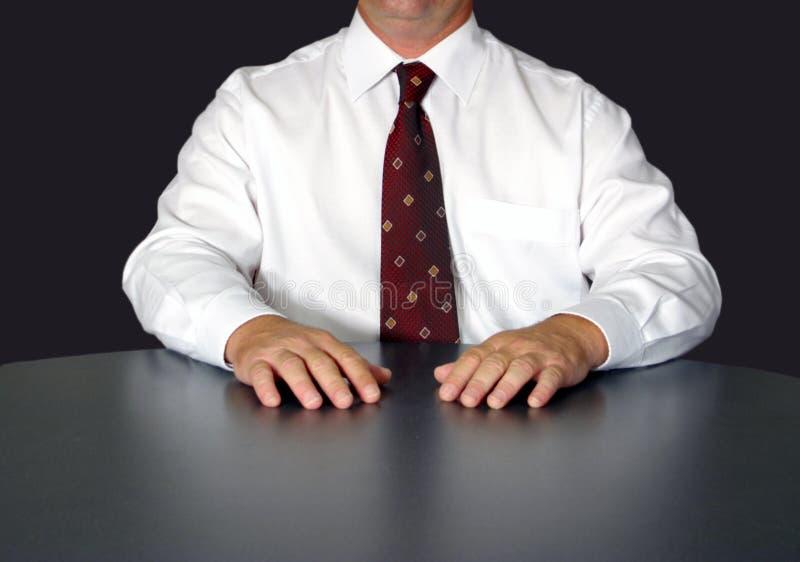 πίνακας επιχειρηματιών στοκ εικόνα