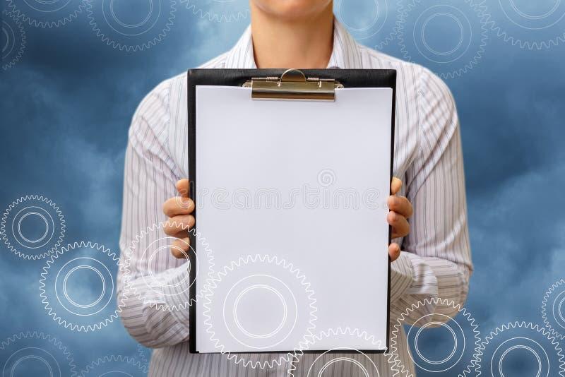Πίνακας ελέγχου για την εργασία ομάδων στοκ φωτογραφίες