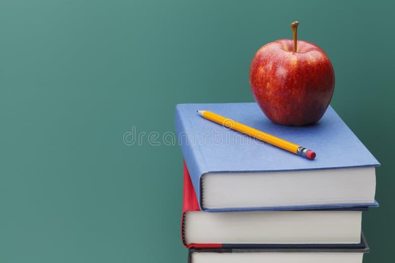 Πίνακας κιμωλίας δασκάλων στοκ φωτογραφίες
