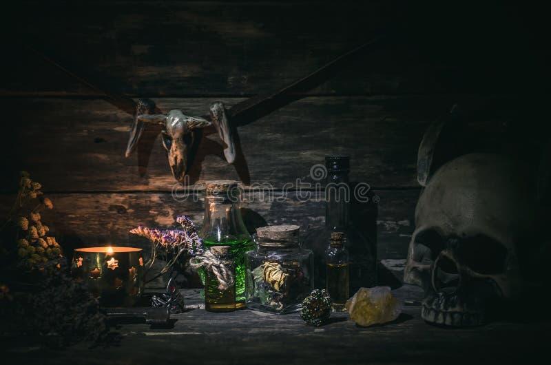 Πίνακας μαγικού στοκ εικόνες