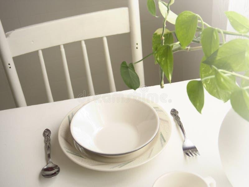 πίνακας πρωινού στοκ φωτογραφία με δικαίωμα ελεύθερης χρήσης