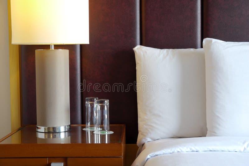 Πίνακας πλευρών ξενοδοχείων στοκ εικόνες