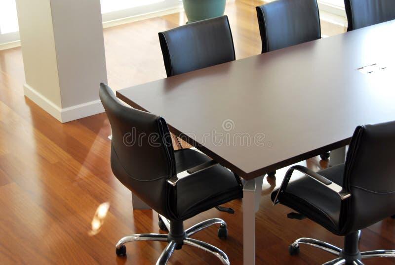 πίνακας συνεδρίασης στοκ φωτογραφία με δικαίωμα ελεύθερης χρήσης