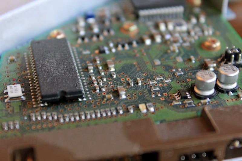 Πίνακας υπολογιστών στοκ φωτογραφία