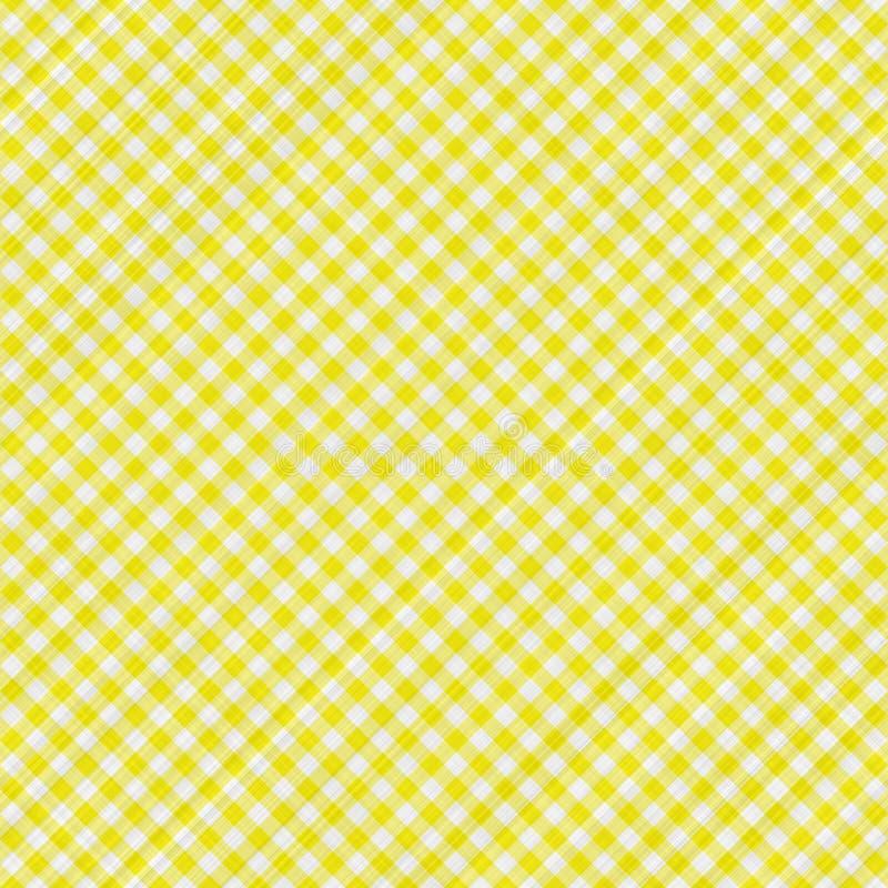 πίνακας υφασμάτων κίτρινο&sig ελεύθερη απεικόνιση δικαιώματος