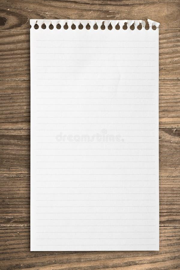 πίνακας φύλλων εγγράφου &si στοκ φωτογραφία