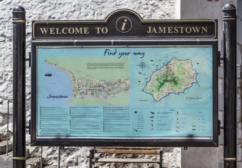 Πίνακας χαρτών στην είσοδο της πόλης στοκ φωτογραφία με δικαίωμα ελεύθερης χρήσης