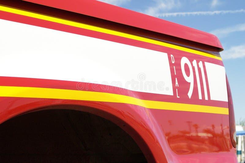 Πίνακας 911, 3 στοκ εικόνα