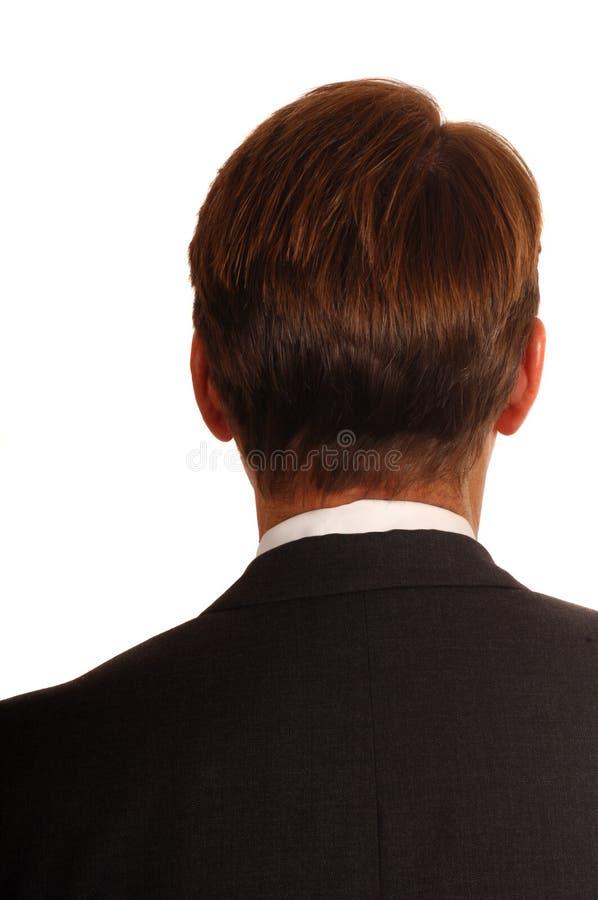 πίσω από το δικηγόρο στοκ φωτογραφίες