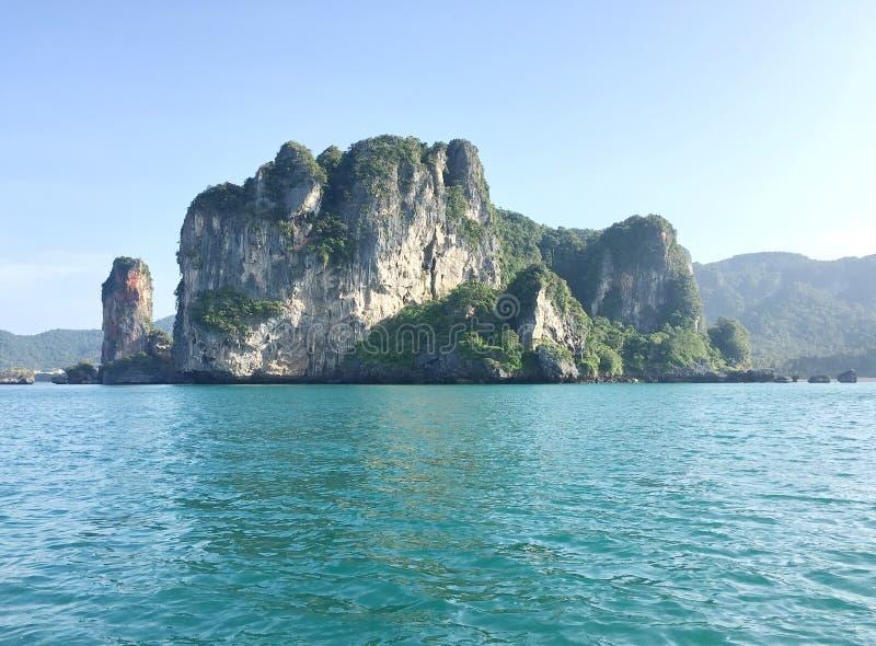 Πίσω από Koh του νησιού του Kai στοκ εικόνα με δικαίωμα ελεύθερης χρήσης