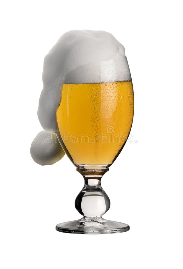 πίσω μαύρα Χριστούγεννα μπύρας στοκ εικόνα