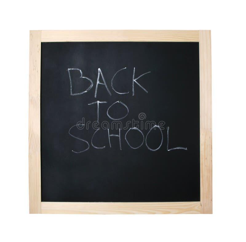 Download πίσω μαύρο σχολείο μονοπ&alp Στοκ Εικόνα - εικόνα από δοκιμή, μπακαράδων: 1529633