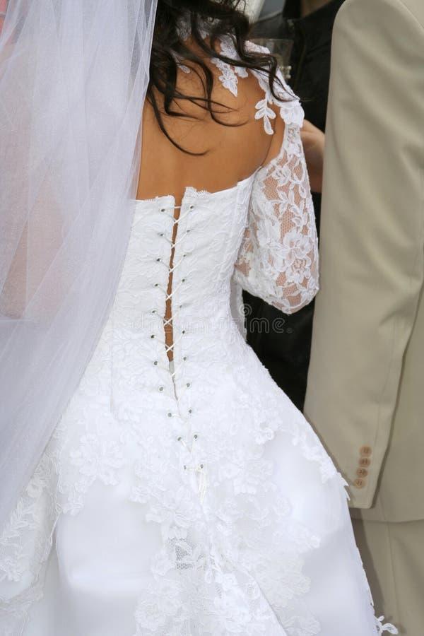 πίσω νύφη s στοκ εικόνες