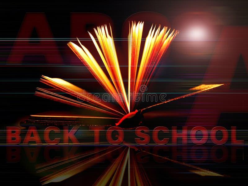 πίσω σχολείο στοκ εικόνα με δικαίωμα ελεύθερης χρήσης