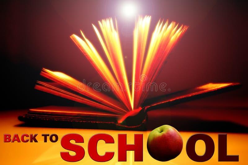 πίσω σχολείο στοκ εικόνα