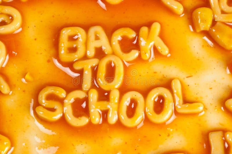 πίσω σχολείο στοκ φωτογραφία με δικαίωμα ελεύθερης χρήσης
