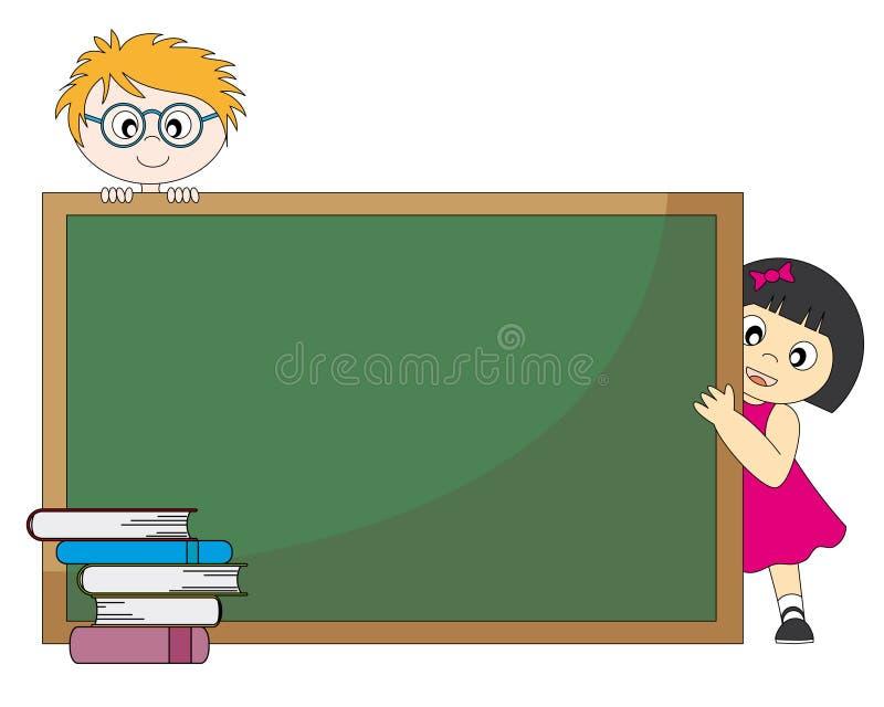 πίσω σχολείο απεικόνιση αποθεμάτων