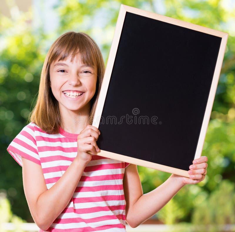 πίσω σχολείο κοριτσιών στοκ εικόνες