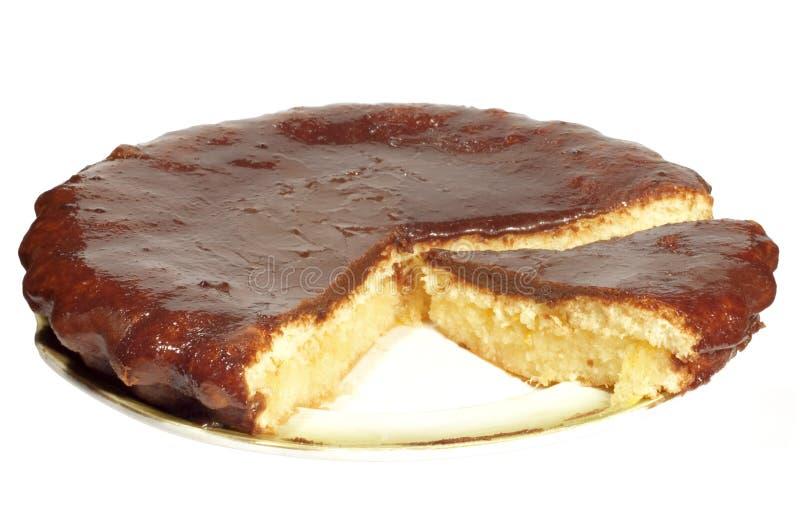 Πίτα σοκολάτας Δωρεάν Στοκ Φωτογραφία