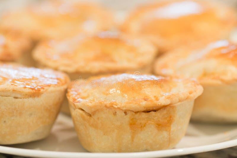 Πίτες κρέατος στοκ φωτογραφία με δικαίωμα ελεύθερης χρήσης