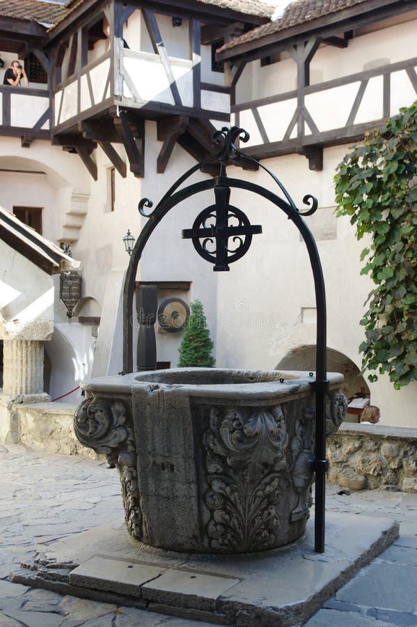 Πίτουρο, Τρανσυλβανία † Dracula castle† στοκ φωτογραφία με δικαίωμα ελεύθερης χρήσης