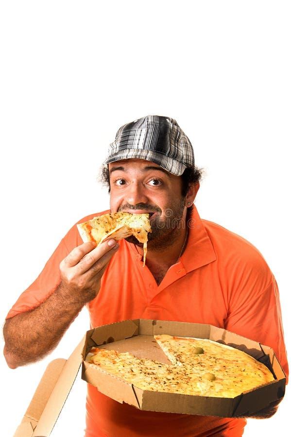 πίτσα παράδοσης στοκ φωτογραφία με δικαίωμα ελεύθερης χρήσης