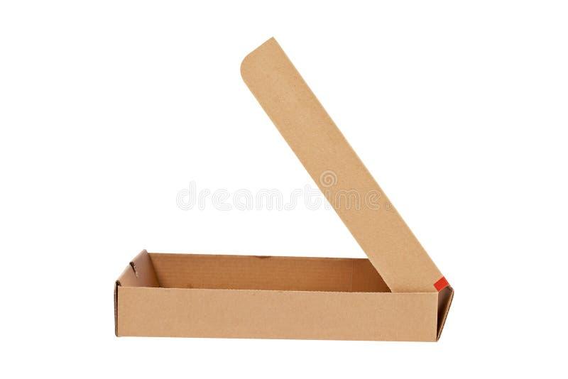 πίτσα χαρτοκιβωτίων στοκ εικόνες