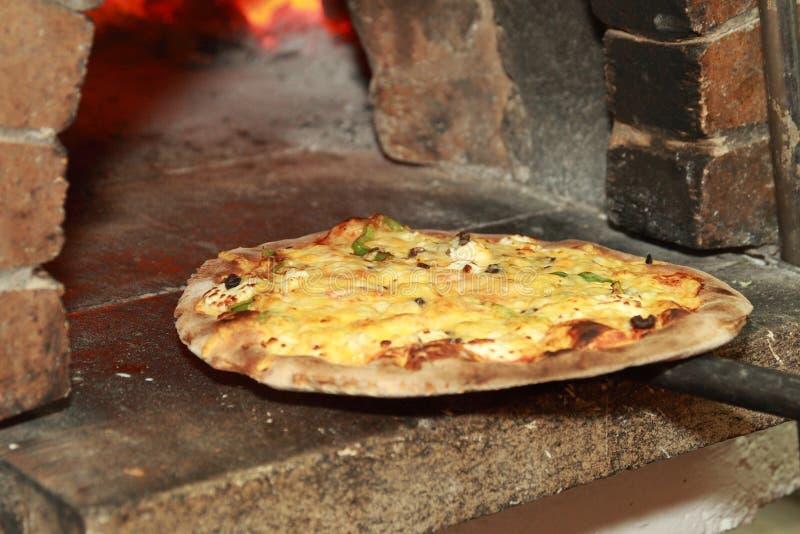 πίτσα στοκ εικόνα με δικαίωμα ελεύθερης χρήσης