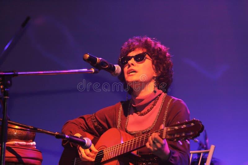 Download παίζοντας τραγούδι κιθάρων στοκ εικόνες. εικόνα από φως - 2227254