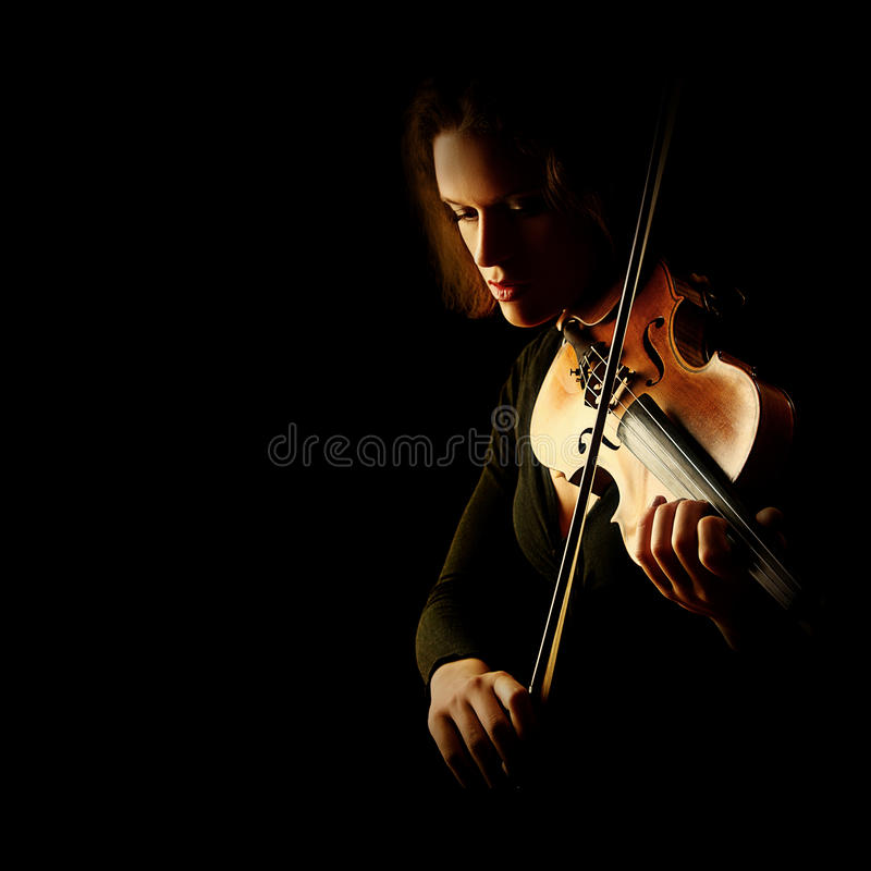 Παίζοντας φορέας βιολιών βιολιστών που απομονώνεται στοκ φωτογραφίες με δικαίωμα ελεύθερης χρήσης