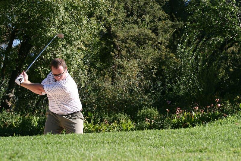 Download παίκτης γκολφ στοκ εικόνες. εικόνα από γκολφ, golfer, υπαίθρια - 103744